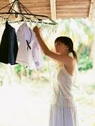 18 year old summer Ayaka Komatsu gravure swimsuit image075
