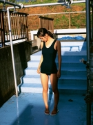 18 year old summer Ayaka Komatsu gravure swimsuit image080