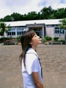 18 year old summer Ayaka Komatsu gravure swimsuit image091