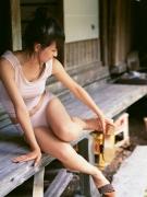18 year old summer Ayaka Komatsu gravure swimsuit image097