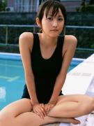 18 year old summer Ayaka Komatsu gravure swimsuit image099