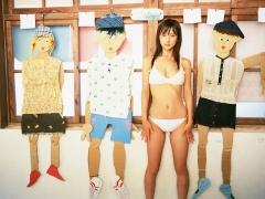 18 year old summer Ayaka Komatsu gravure swimsuit image104