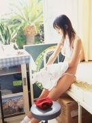 18 year old summer Ayaka Komatsu gravure swimsuit image112