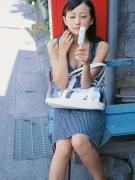 18 year old summer Ayaka Komatsu gravure swimsuit image130