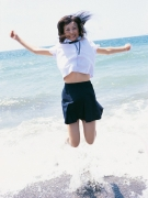 18 year old summer Ayaka Komatsu gravure swimsuit image131