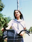 18 year old summer Ayaka Komatsu gravure swimsuit image138