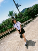 18 year old summer Ayaka Komatsu gravure swimsuit image147