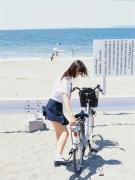 18 year old summer Ayaka Komatsu gravure swimsuit image154