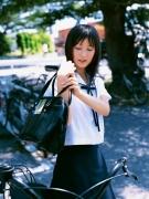 18 year old summer Ayaka Komatsu gravure swimsuit image157
