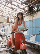 18 year old summer Ayaka Komatsu gravure swimsuit image174