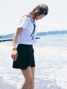 18 year old summer Ayaka Komatsu gravure swimsuit image175