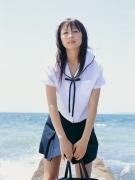 18 year old summer Ayaka Komatsu gravure swimsuit image178