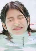 All 15 year old girl Kawashima Umika gravure swimsuit image002