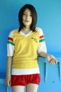 All 15 year old girl Kawashima Umika gravure swimsuit image008