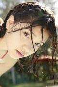 All 15 year old girl Kawashima Umika gravure swimsuit image010