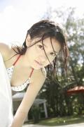 All 15 year old girl Kawashima Umika gravure swimsuit image011