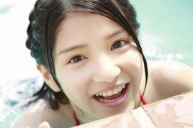 All 15 year old girl Kawashima Umika gravure swimsuit image016
