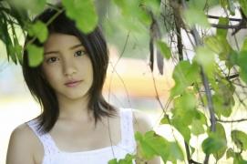 All 15 year old girl Kawashima Umika gravure swimsuit image018
