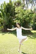 All 15 year old girl Kawashima Umika gravure swimsuit image020