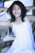 All 15 year old girl Kawashima Umika gravure swimsuit image027