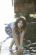 All 15 year old girl Kawashima Umika gravure swimsuit image053