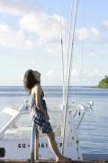 All 15 year old girl Kawashima Umika gravure swimsuit image056