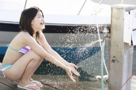 All 15 year old girl Kawashima Umika gravure swimsuit image060