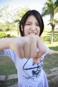 All 15 year old girl Kawashima Umika gravure swimsuit image071