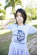 All 15 year old girl Kawashima Umika gravure swimsuit image072