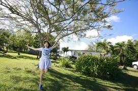 All 15 year old girl Kawashima Umika gravure swimsuit image076