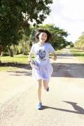 All 15 year old girl Kawashima Umika gravure swimsuit image080