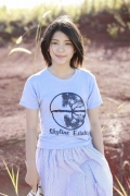 All 15 year old girl Kawashima Umika gravure swimsuit image081