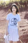 All 15 year old girl Kawashima Umika gravure swimsuit image082