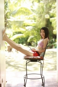 All 15 year old girl Kawashima Umika gravure swimsuit image085