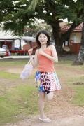 All 15 year old girl Kawashima Umika gravure swimsuit image086