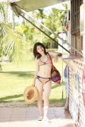 All 15 year old girl Kawashima Umika gravure swimsuit image093