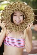 All 15 year old girl Kawashima Umika gravure swimsuit image095