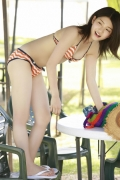 All 15 year old girl Kawashima Umika gravure swimsuit image096