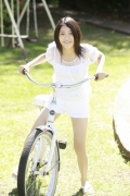 All 15 year old girl Kawashima Umika gravure swimsuit image110