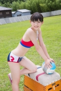 Beautiful girl in track and field club rew021