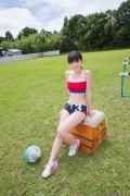 Beautiful girl in track and field club rew019
