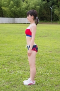 Beautiful girl in track and field club rew036
