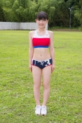 Beautiful girl in track and field club rew038