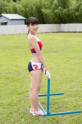 Beautiful girl in track and field club rew060