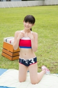 Beautiful girl in track and field club rew062