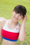 Beautiful girl in track and field club rew067