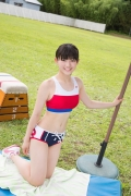 Beautiful girl in track and field club rew068