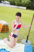 Beautiful girl in track and field club rew069
