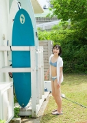16yearold beautiful girls first swimsuit gravure014