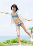 16yearold beautiful girls first swimsuit gravure019